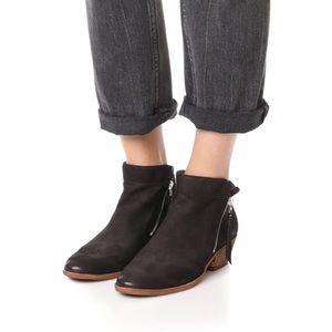 c93b519a9375a Sam Edelman Shoes - Sam Edelman Black Packer Ankle Bootie Size 12